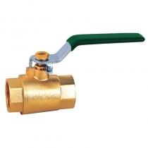 ANCOOL ZP101-15 黄铜丝口球阀 黄铜球阀 G1/2内螺纹(4分管螺纹) 2片式