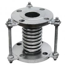 ANCOOL BCQ-80-16-T 波纹补偿器 膨胀节 DN80碳钢法兰 16公斤承压