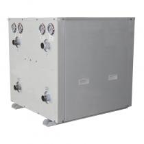 ACOL WCC20051OCDSFNN水力模块 适合16~25kW的地源热泵 水泵流量4~5立方/小时 扬程22~25米 304不锈钢管路 R1-1/4外螺纹(1.2寸管螺纹) 格兰富水泵