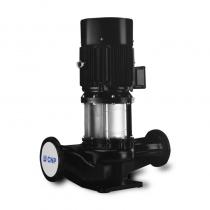 南方 CNP TD65-19/2管道泵 循环泵 铸铁 三相AC380V 3kW DN65法兰 -15~110℃水