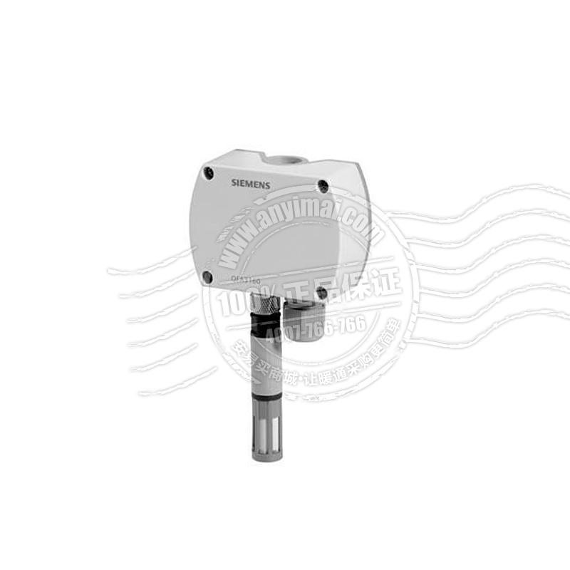 西门子温湿度传感器接线图