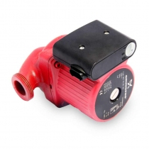 格兰富 GRUNDFOS UPS 15-60 130 热水循环泵 单相220V 70W 2~110℃水 G1外螺纹 3档调速