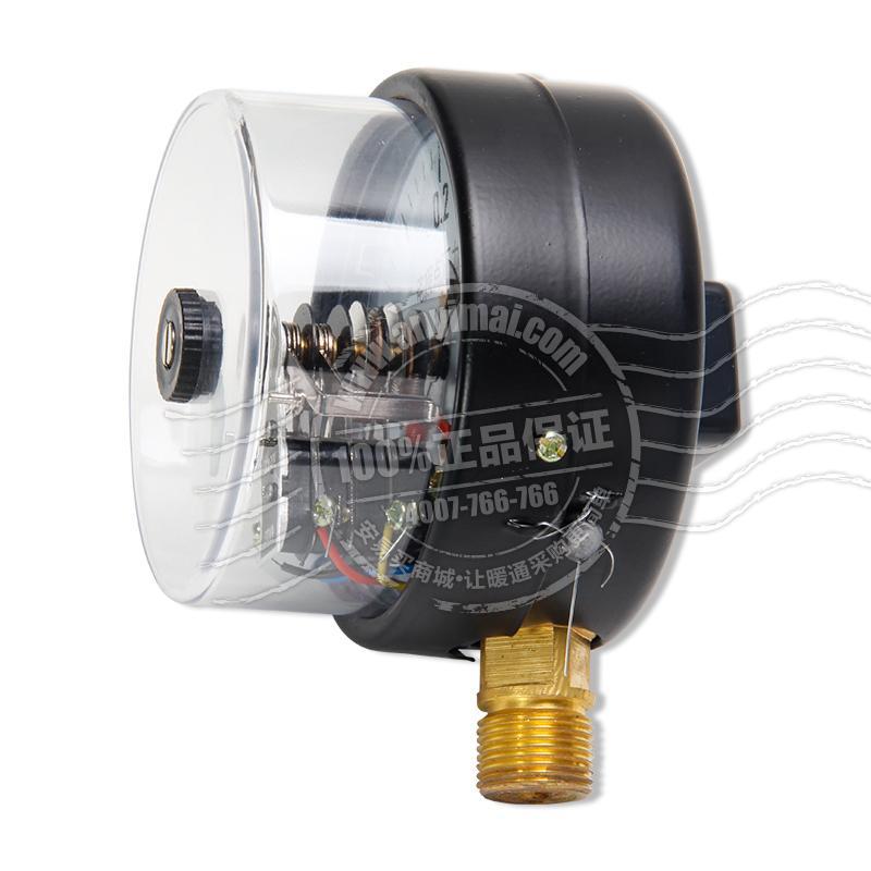 天川仪表 yx-100电接点压力表 触点式压力表 水泵控制