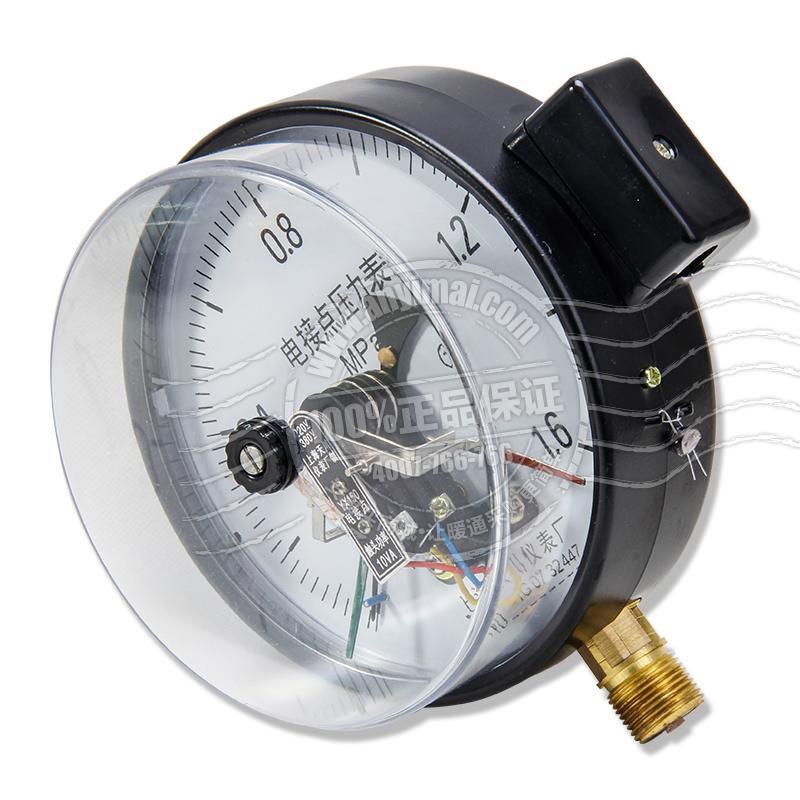 天川仪表 yx-150电接点压力表 触点式压力表 水泵控制