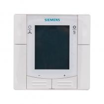 西门子 SIEMENS RDF310.2/MM温控器 风机盘管温控器 空调温控器 风盘温控 LCD液晶 不带背光 适用于2管制系统 3速风机 手动冷热切换  220VAC 特价销售