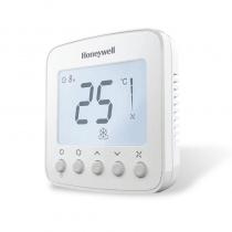 霍尼韦尔 Honeywell TF228WN温控器 风机盘管温控器 空调温控器 风盘温控 LCD液晶背光 适用于2管制系统 3速风机 手动冷热切换 可接2线制与3线制阀门执行器 220VAC 特价销售