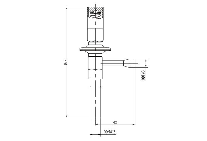 冷干机ga11ff-10旁通阀工作原理--旁通阀在什么情况下打开.图片