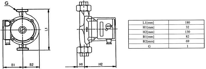 三相增压泵自动控制电路图